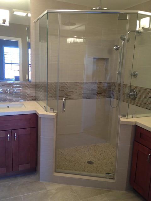 Seal Beach Master Bathroom Traditional Bathroom Orange County By Wc Design Center