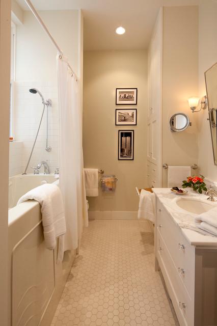 Seamless for Bathroom design san francisco