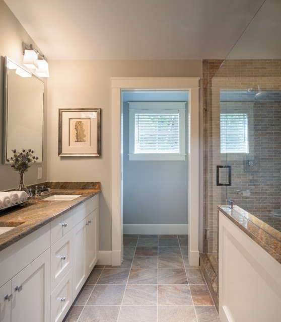 Houzz Com Bathroom: Seascape Cottage