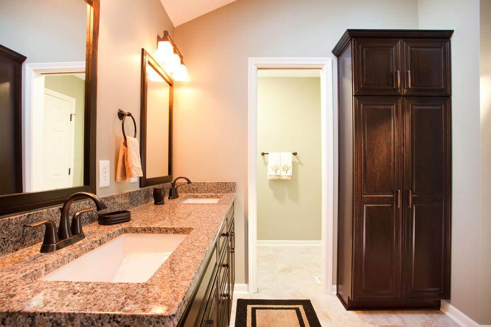 Seascape Drive Bathrooms Remodel - Traditional - Bathroom ...