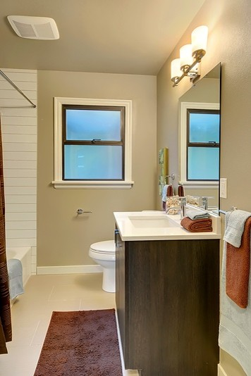 Seattle - 37th - Contemporary - Bathroom - Seattle - by ...