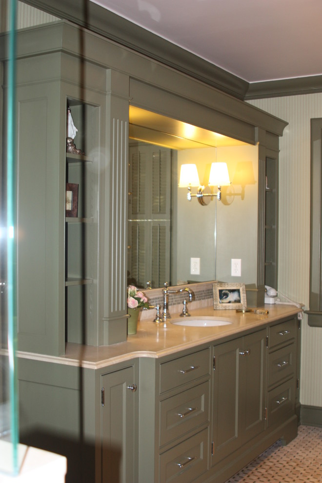 Seattle Master Handicapped Bath Remodel - Traditional ...