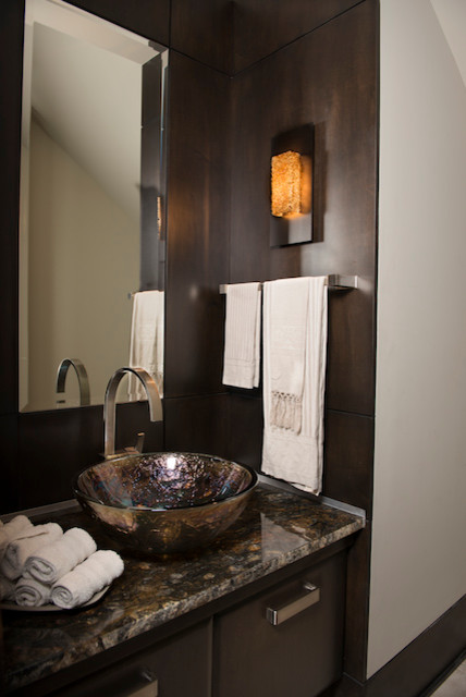 Second Half Bath Contemporary Bathroom Houston By