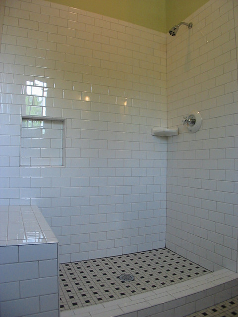 Secondary Bath craftsman-bathroom
