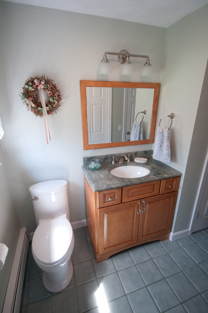 seekonk ma half bath remodel traditional bathroom providence