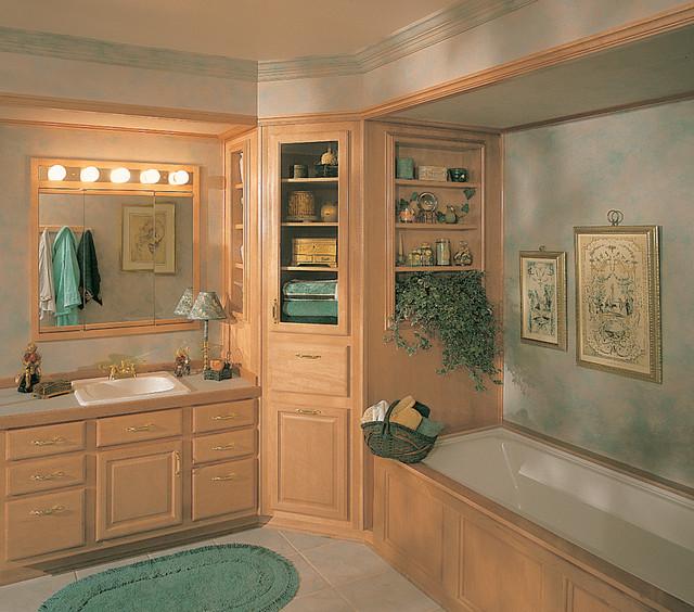 Seifer Bathroom Ideas Traditional Bathroom New York By Seifer Kitchen Design Center