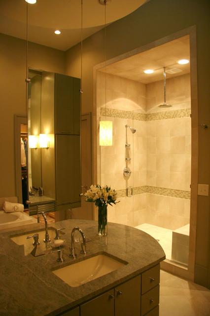 Selborne Lane contemporary-bathroom