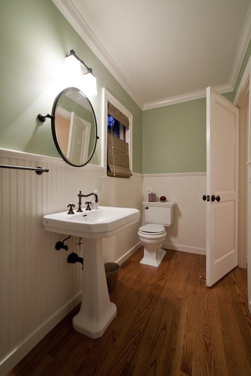 Traditional Bathroom by Menlo Park General Contractors Supple Homes, Inc