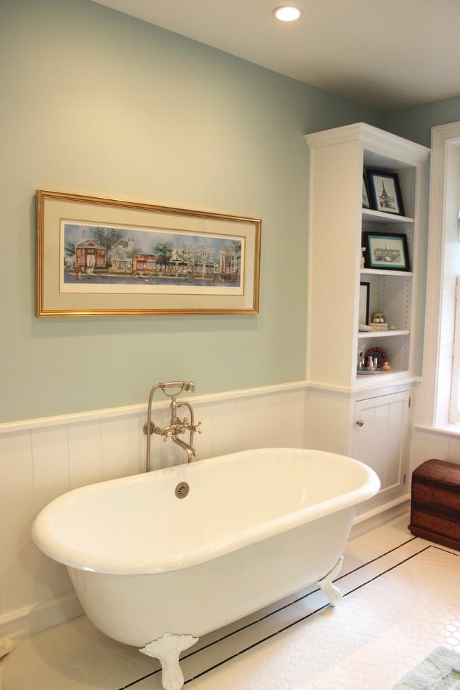 Serene Bath Remodel - Philadelphia PA - Traditional ...