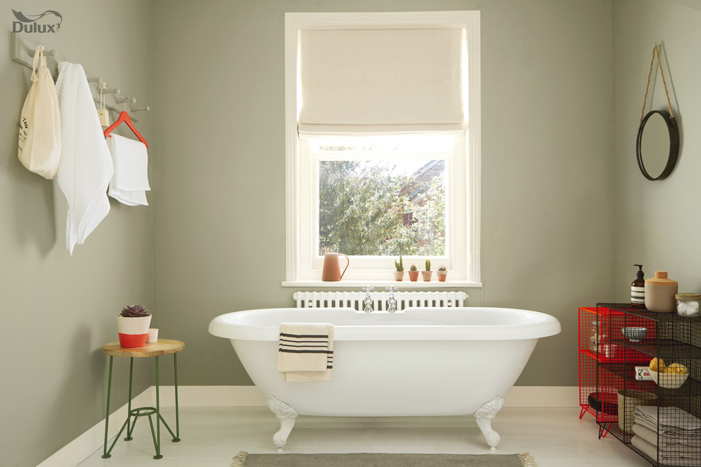 Serene Bathroom - Traditional - Bathroom - Buckinghamshire - By Dulux
