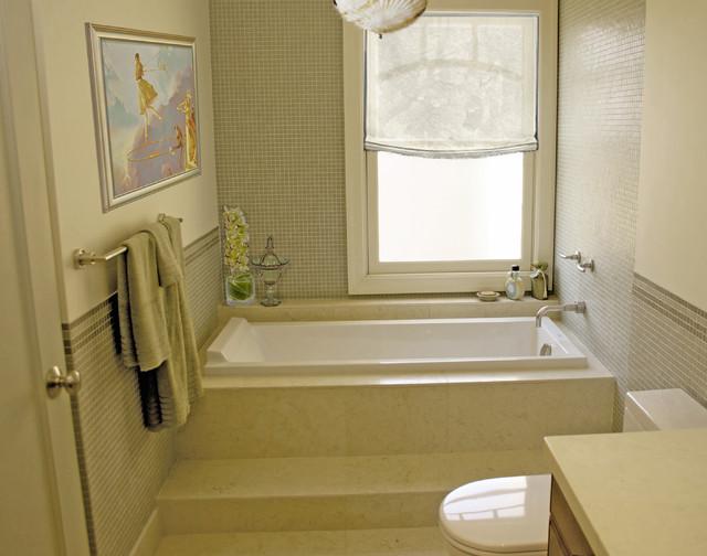 Serene master bathroom modern bathroom san francisco for Serene bathroom ideas