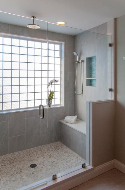 Serene modern bath modern bathroom philadelphia by for Serene bathroom ideas