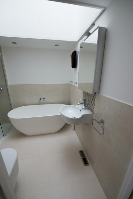 Serene Sanctuary contemporary-bathroom