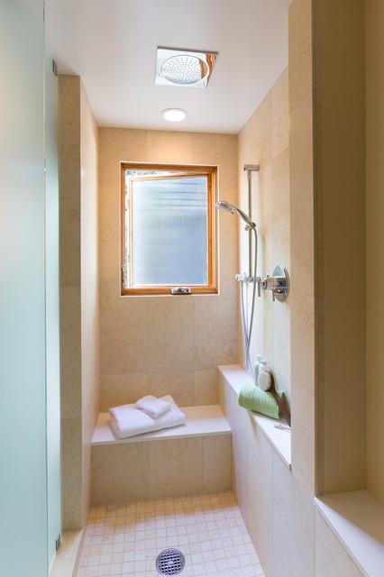 Serene bathroom san francisco by sandra bird designs for Serene bathroom ideas