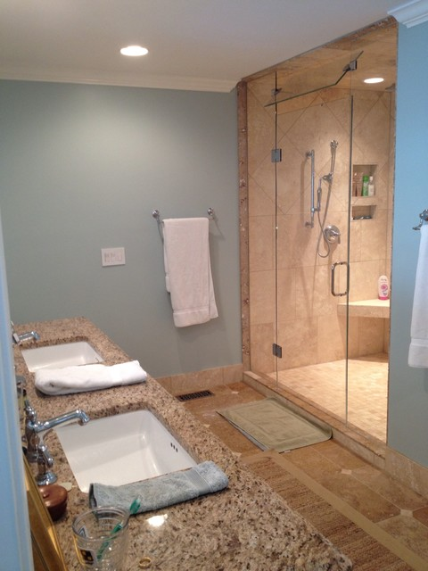 Sessor Bathrooms Traditional Bathroom Richmond By Elle Hunter Case Design And Remodeling