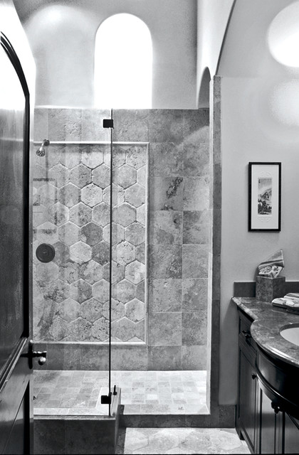 Seven Oaks traditional-bathroom