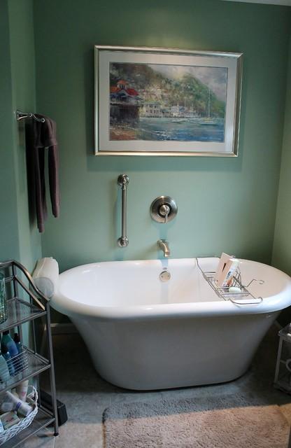 Seven Valleys Full Bathroom Remodel traditional-bathroom