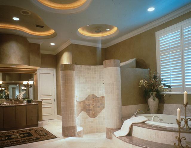 Sexy bath modern bathroom orlando by the evans group for Hot bathroom photos