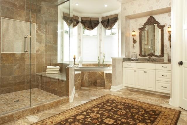 Shadywood Road Residence Master Bathroom traditional-bathroom