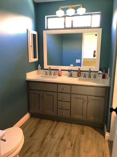 Shaker Bathroom Cabinets American