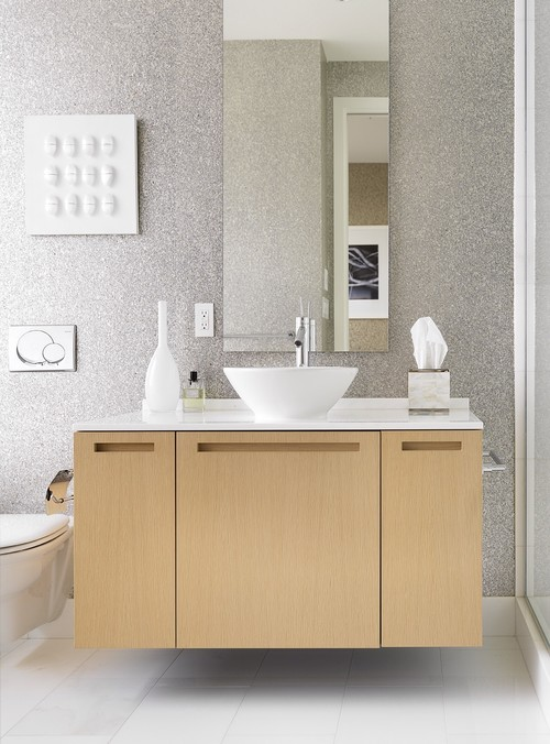 How to design a seamless and easy to clean bathroom for Bathroom design consultant