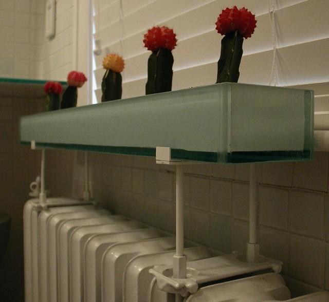 SHEET contemporary-bathroom