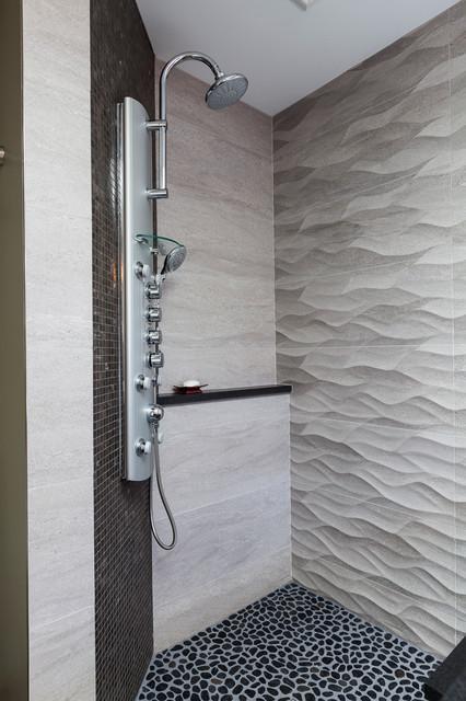 Bachelor's Suite contemporary-bathroom