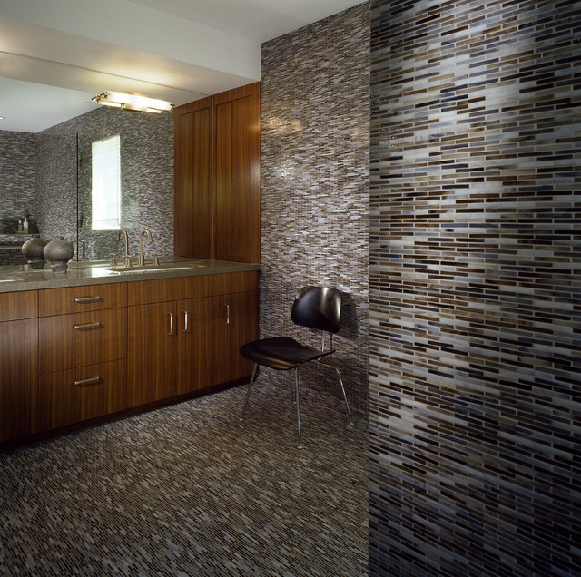 Sheri Olson modern bathroom