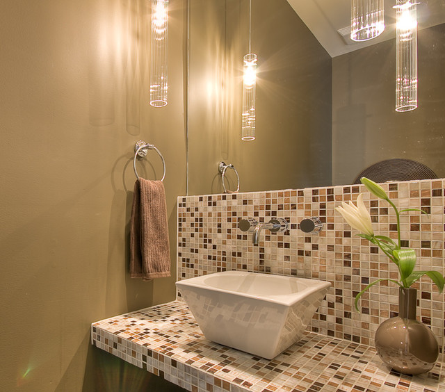 Sheriff Way Residence contemporary-bathroom