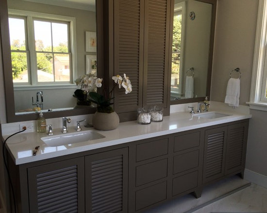 Save email for Bathroom ideas with oak cabinets