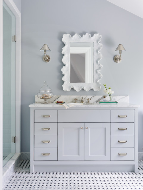 Shingle Style - Bathroom - jacksonville - by Andrew Howard ...