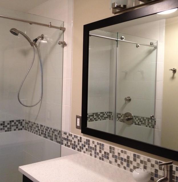Shoreline bath remodel traditional bathroom seattle for Bath remodel seattle