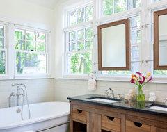 Shornecliffe Residence Bath Vanity contemporary-bathroom