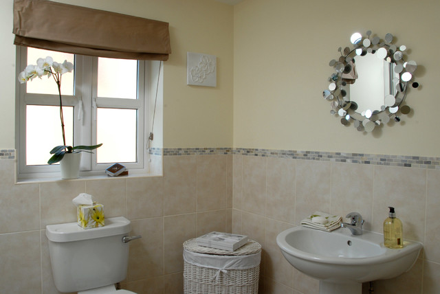Show home tewkesbury modern bathroom south west by for In the bathroom tewkesbury