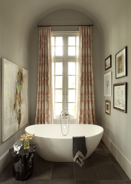 show design of a bathtub. Show House Master Bath traditional bathroom  Traditional Bathroom Atlanta by J