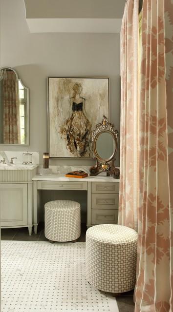 Show House Master Bath traditional-bathroom