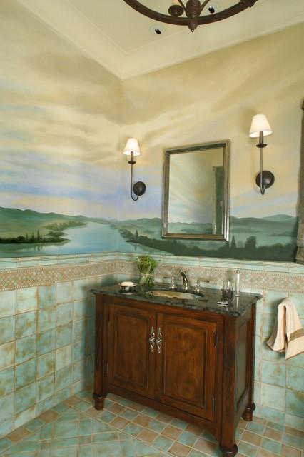 Showcase kitchen and bath contemporary-bathroom