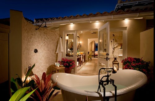 I love this! What is the best tub to use outside? Acrylic ...