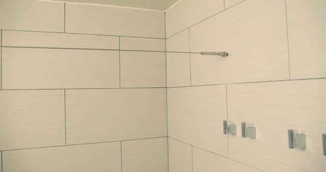Shower Curtain Cable Idea