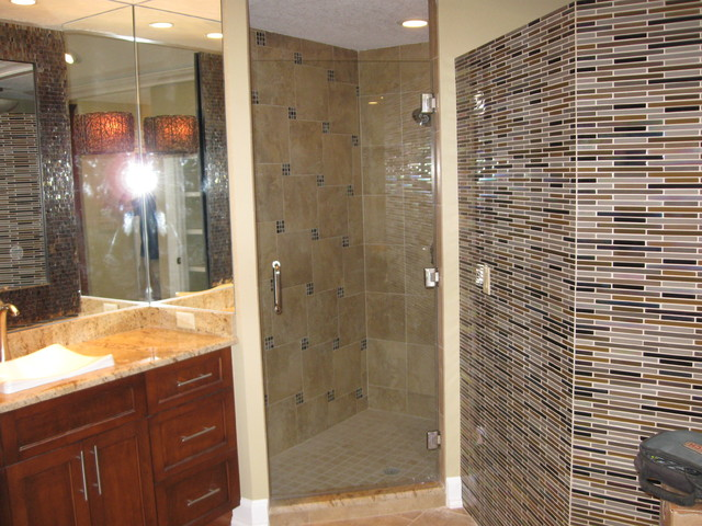 Awesome We Do Mostly Shower Doors, Anything From Semiframeless To The Heavy Frameless We Do A Lot Of Mirrored Walls And Framed Bathroom Mirrors As Well We Do Mostly Custom Work, Including A Lot Of Heavy Glass Frameless Shower