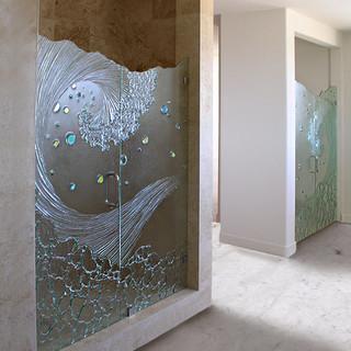 Shower Door - Contemporary - Bathroom - San Diego - by ...