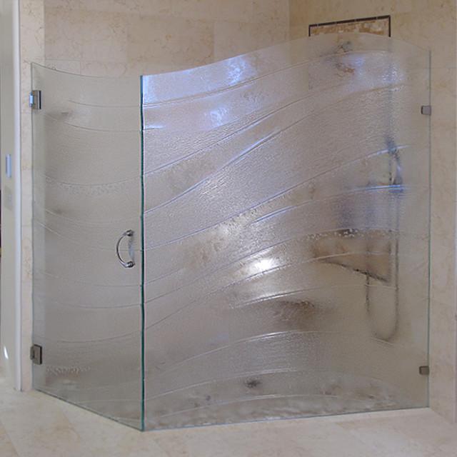 Contemporary Bathroom Doors: Contemporary