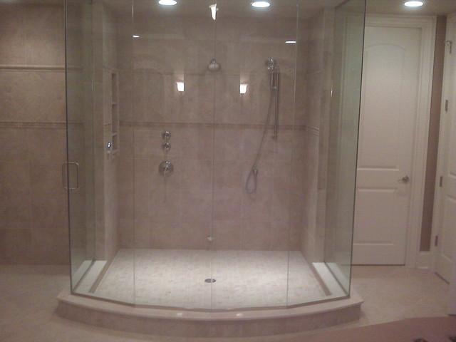 Shower Doors bathroom