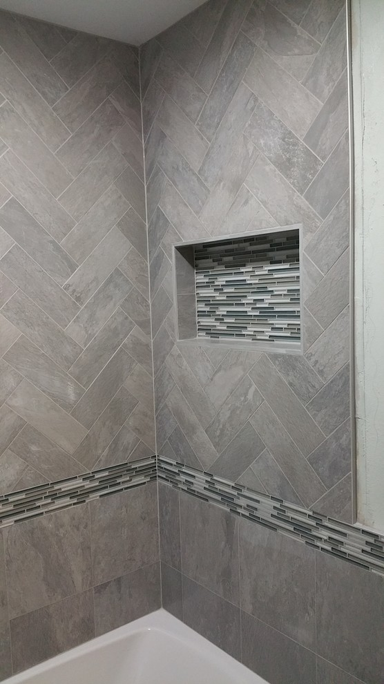 Shower Niches   Recessed Soap Dishes   Contemporary   Bathroom