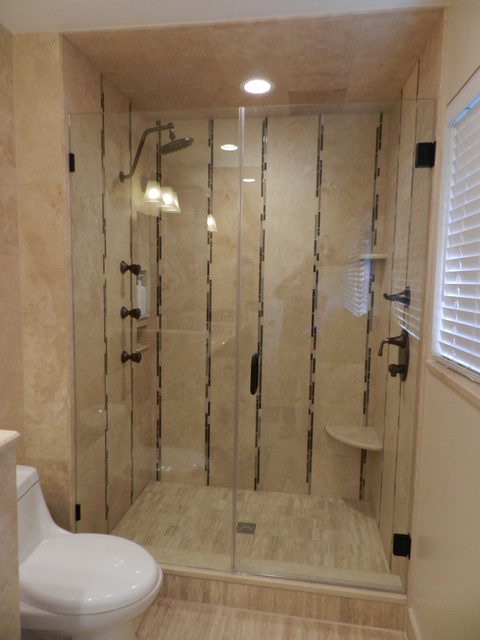Shower Traditional Bathroom Jacksonville By Signature Kitchen Bath Design