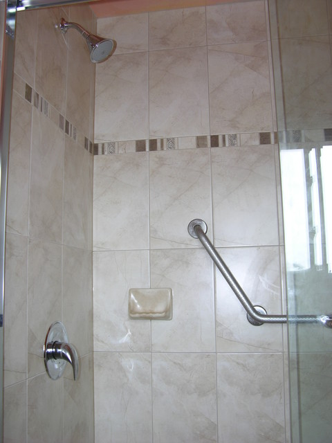 shower stall bathroom toronto by caledon tile bath kitchen