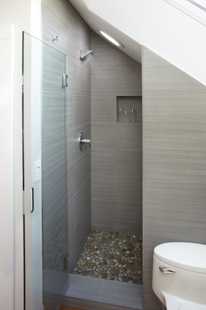 Shower Stall Modern Bathroom San Francisco By Mn