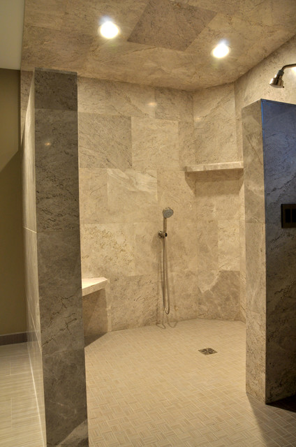 Shower Tub Bathroom Ideas Traditional Bathroom Seattle By All Tile
