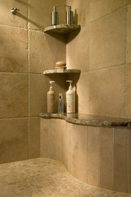 Showered in Luxury contemporary-bathroom