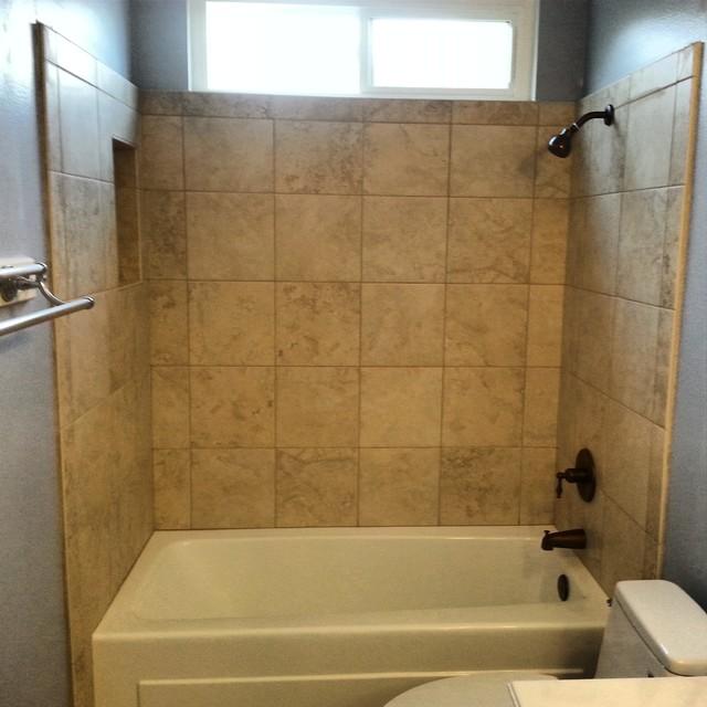 Showers Bathroom Orange County By Perimeter Tile Design